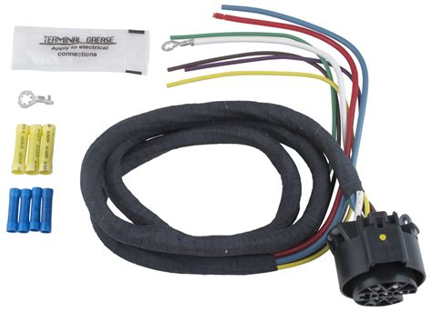 Universal Wiring Harness For Hopkins Multi Tow Vehicle End