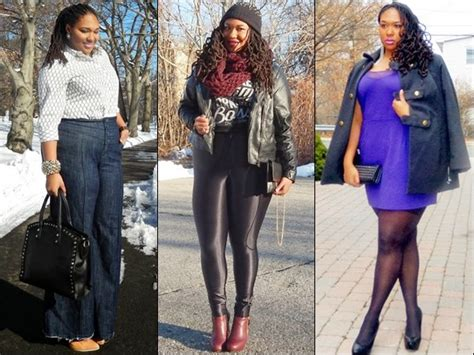 10 Best Plus Size Winter Looks Images On Fall Winter Ideas To From 12 Plus Size