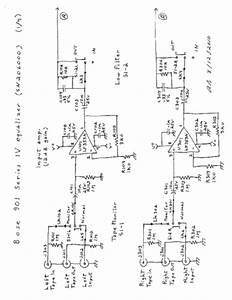 Bose 901 Series Iv Wiring Diagram