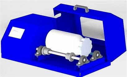 Roller Bottle Laboratory Equipment Test