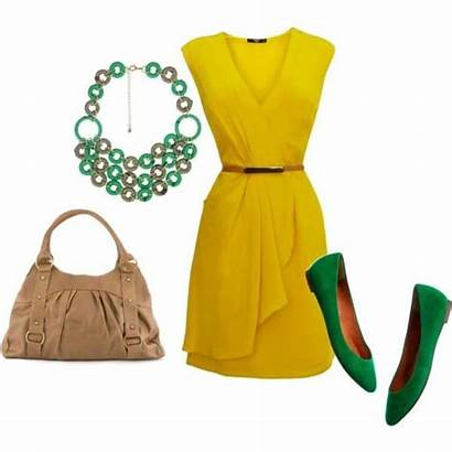 Summer Dresses Polyvore Outfits Days Perfect Source
