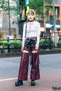 Japanese, Street, Style, W, Vampire, Fangs, Never, Mind, The, Xu
