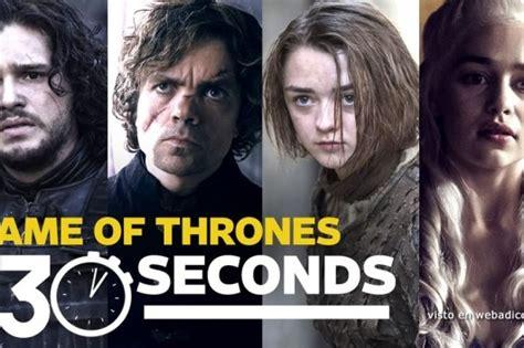 Resumen Of Thrones by Cine Series Archives Webadiccion
