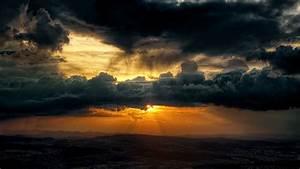 Free, Photo, Dark, Sky, -, Beautiful, Blue, Clouds, -, Free, Download
