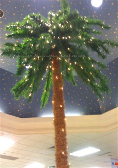 sale now 7 foot lighted palm tree 300 lights indoor