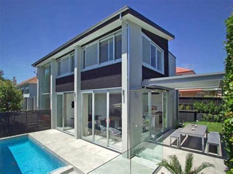 Home Interior And Exterior Design Modern Minimalist Home