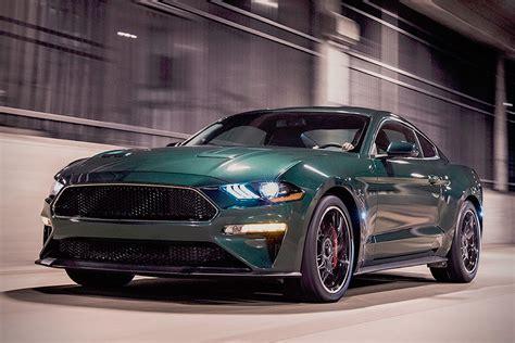 2019 Ford Bullitt Mustang Hiconsumption