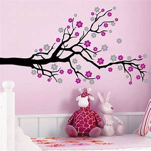 Home design girls bedroom wall murals decor homedeesign