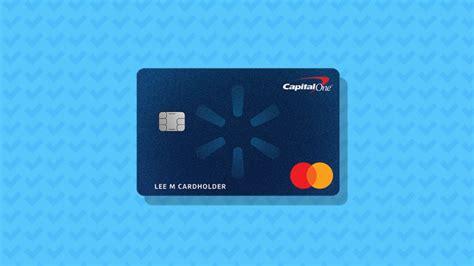 rewards capital walmart card reviewed credit perks
