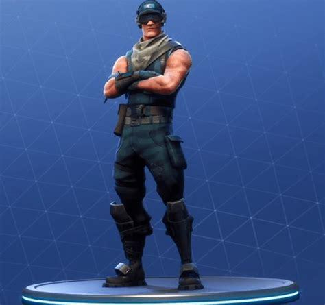 strike specialist fortnite outfit skin