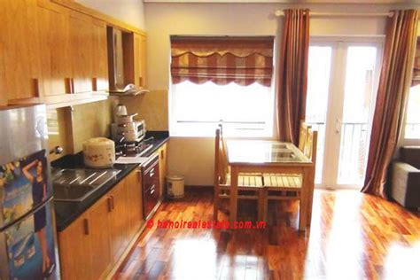 Luxury Japanese Style Apartment For Rent In Kim Ma Street
