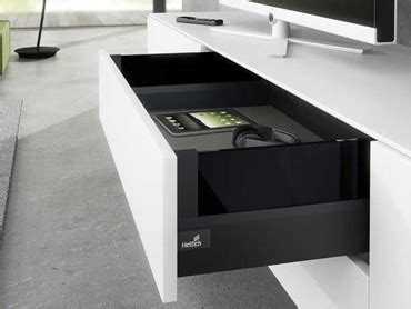 Drawer and runner systems from Hettich meeting the demands