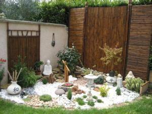 Jardin Recup Déco by Conseils D 195 169 Co Jardin Galets Zen Par Deco