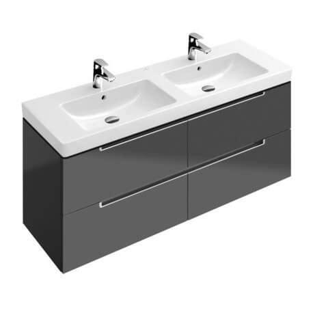 Meuble double vasque Subway 20 Villeroy & Boch