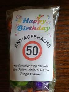 Geschenk Für 50 Geburtstag : geschenk zum 50 geburtstag frau basteln ~ Jslefanu.com Haus und Dekorationen