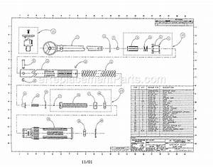 Craftsman 44595 Parts List And Diagram   Ereplacementparts Com