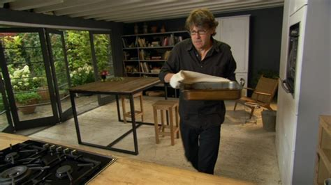 Nigel Slater BBC 2   Helix   design and fabrication