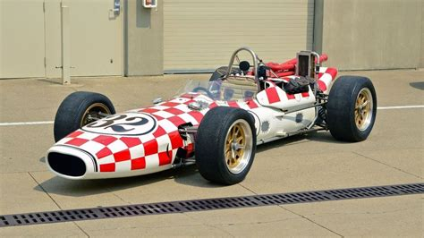 Ebay Race Cars For Sale by An Original 1967 Indy Race Car Is For Sale On Ebay