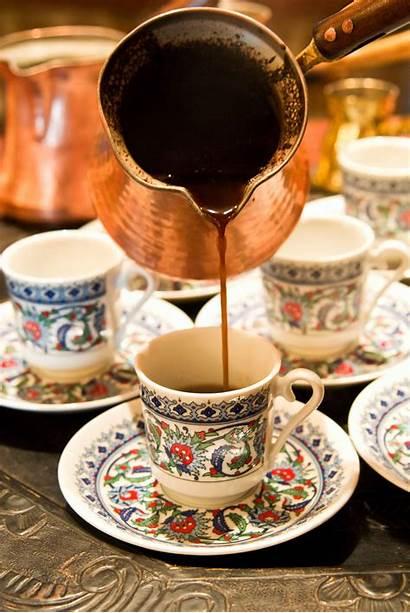 Coffee Arabic Arab Emirates Dubai Middle East