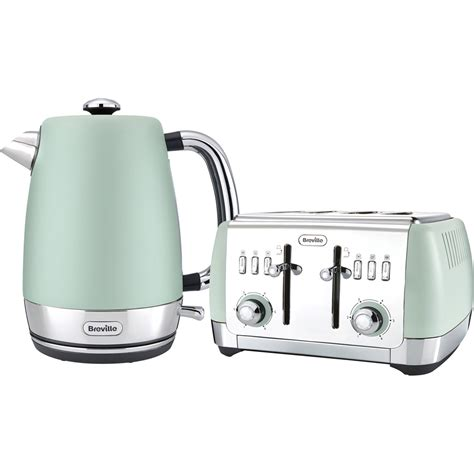 Kettle Kitchen Uk by Breville Strata Collection Kettle And Toaster Bundle