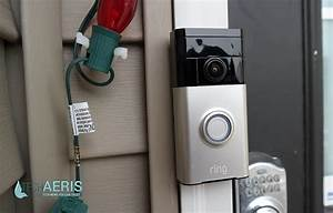 Ring Video Doorbell Review  See Who U0026 39 S At Your Door From