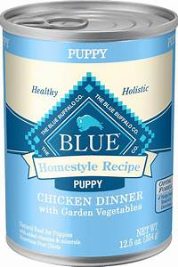 Blue Buffalo Homestyle Recipe Puppy Chicken Dinner with ...