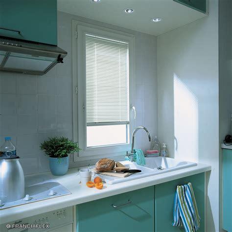 store fenetre cuisine fenêtre et porte fenêtre pvc avec store intégré franciaflex