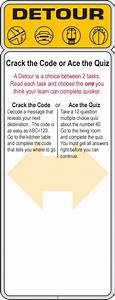 17 best images about amazing race ideas on pinterest With the amazing race clue template