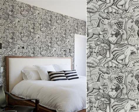 papier peint original chambre papiers peints de marques inspiration décoration