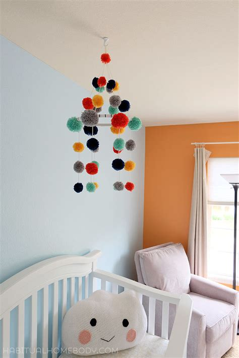 baby crib mobiles how to make a baby mobile and colorful ideas