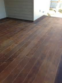 Hardwood Floor Refinishing Kansas City by Wood Planks For Outdoor Concrete Patio Surecrete Products