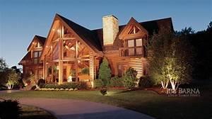Jim Barna Log Homes - LogHomeLinks com