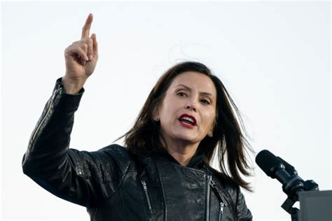 Gretchen Whitmer Calls for Sidney Powell, Election Lawsuit ...