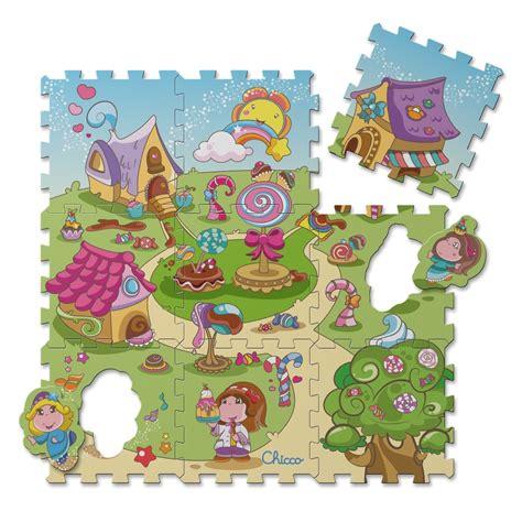 tapis puzzle chiffres de chicco