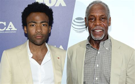donald glover worth danny glover son is he related to donald glover net