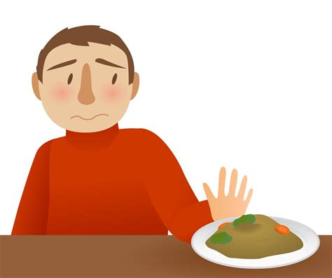 loss  appetite clipart  clipart station