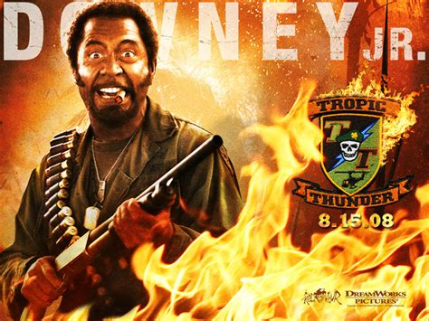 Tropic Thunder (2008) Wallpapers For Vista  Free Download
