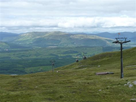 nevis range gondola three of the best views near fort william lochaber a family day out