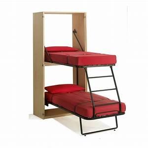 The Ledo Murphy Bunk Bed Italian Murphy Beds