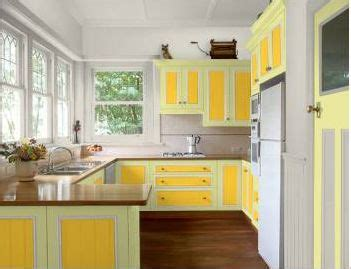 kitchen yellow paint colors ideas and pictures of kitchen paint colors 6582