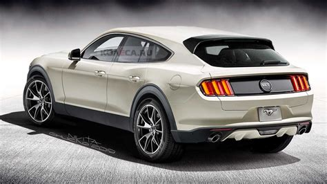 mustang inspired suv   unveiled  year