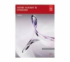 adobe acrobat x standard full version for windows software With adobe acrobat xi standard download