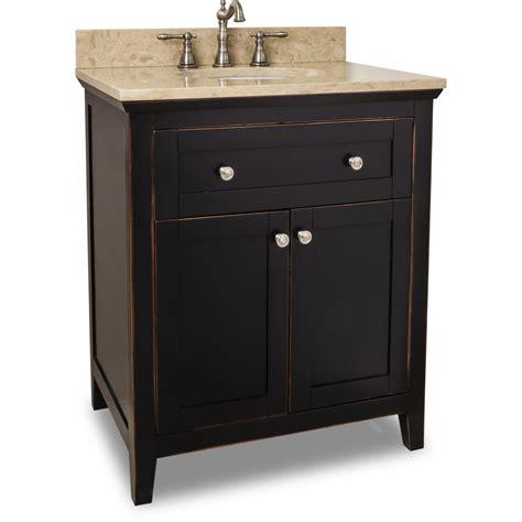 12 Inch Storage Cabinet by Jeffrey Alexander Chatham Shaker Vanity Aged Black 30w