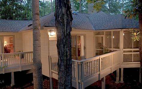 stay at the southern pine cottages in pine mountain ga