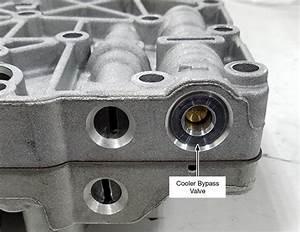 Line Separator Sonnax Remanufactured Valve Body F06r140