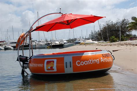 Round A Boat Gold Coast by Gallery Gold Coast Boat Hire Coasting Around