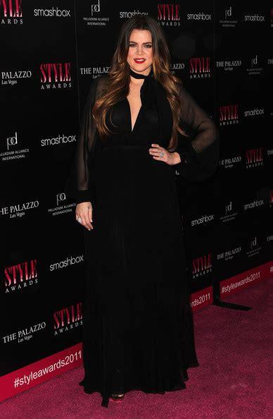 Khloe Kardashian Evening Dress - Khloe Kardashian Dresses ...