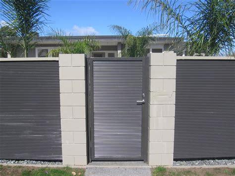 corrugated metal fence corrigated fence fence gate