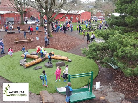 Consider planning an interesting shape for your garden such as a butterfly, triangle or circle. Sabin Elementary School Nature Playground - Learning ...
