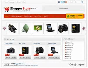 blogger ecommerce store gallery template 2012 free With ecommerce blogspot template